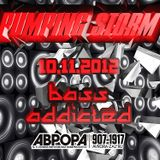 PUMPING STORM - Bass addicted - 18 international mixed tracks