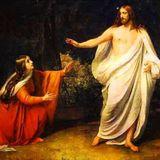 عظة لا تلمسيني - القمص متي المسكين - قداس عيد القيامة 29 إبريل 1973م