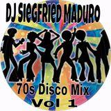 Dj Siegfried Maduro 70s Disco Mix Vol 1