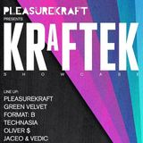 Pleasurekraft @ The BPM Festival 2014 - Kraftek Showcase (03-01-14)