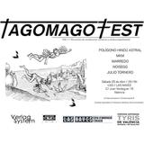 MKM - Live at Tagomago Fest vol 1 in LN3 - Las Naves (Valencia)