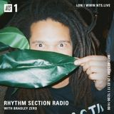 Rhythm Section w/ Bradley Zero - 29th March 2017