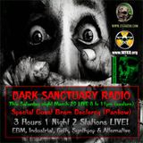 DARK SANCTUARY RADIO 3-29-14 GUEST: Bram Declerq (PANKOW)
