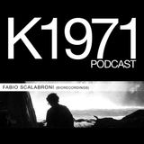 FABIO SCALABRONI (Biorecordings) K1971 Podcast (www.k1971.com)