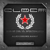 Allied Consumer - Icon Of Coil Vs. Spektralized (mash-up by D.J. Elder)