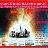 Carl Cox @ Hafentunnel 12.08.2000