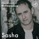 The Sound of Renaissance 001 - Sasha (radio show)