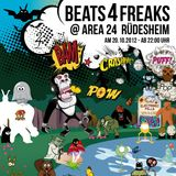 Makrosinus - Beats4Freaks @ Area24 20.10.2012 p2