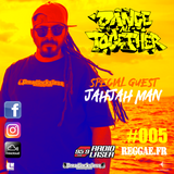 DANCE ALL TOGETHER RADIO SHOW #005 Special Guest : JAHJAH MAN 14.10.2013