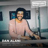 Dan Alani on Reprezent Radio - Thursday 15th February