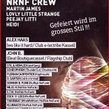 Alex Haas @ NRNF Paderborn pres. ALEX HAAS (we like it hard  Club e-lectribe Kassel) 07.04.12