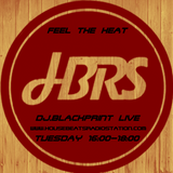 Dj blackprint presents feel the heat live tech house and techno session on hbrs 28/11/17