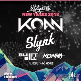 Digital Motion NYE 2018 Mix @ The Red Room