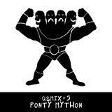 QSMIX005 Ponty Mython