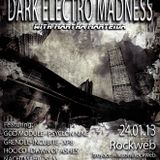 Dark Electro Madness on Rockweb Radio. By Martha Marteida