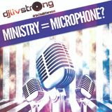 Ministry=Microphone? Mix 3