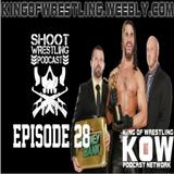 Daniel Bryan Is Back! - Shoot Wrestling Podcast - Episode 28