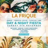 LA FRIQUE | PROUD CAMDEN LONDON | SUNDAY 5TH NOVEMBER | BEN RAINEY PROMO MIX