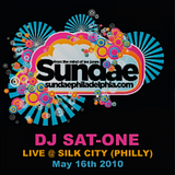 "Dj Sat-One ""Sundae (Live at Silk City 2010)"