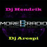 Mixcloud & Morebass present : Dj Hendrik & Arespi meet in collab at Morebass Tuesday - 10-11-2016