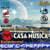 Djyn - Sound Therapy vol. 98 (CATSTAR RECORDINGS RADIO SHOW FOR CASA MUSICA)