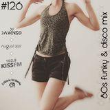 126-80s Funky & Disco mix