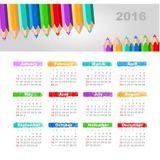 The Color Calendar