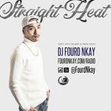 STRAIGHT HEAT RADIO - May 2018 - DJ Fourd Nkay