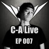 C-A LIVE EP 007 (agosto)