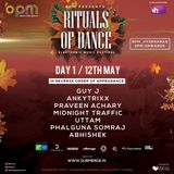 Midnight Traffic - RITUALS OF DANCE at BPM HYD #12th May 2017