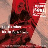 Absolut Soul Show /// 11.10.17 on SOULPOWERfm