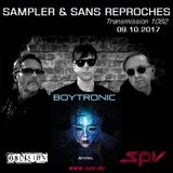 "RADIO S&SR Transmission n°1082 -- 09.10.2017 (Top Of The Week ""BOYTRONIC"")"