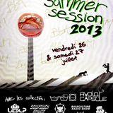 Moldav vs Sandy Kylo @ Nomads Summer Session 2013