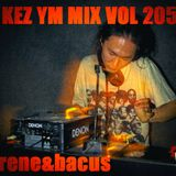 Rene & Bacus - Kez YM AKA Kazuku Yamugu Rolling Deep House Mix (Mixed 22nd Sep 2017)