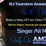 Exclusive Interview of Singer Ali Noor  on  AMZFM  - 21st December 2013