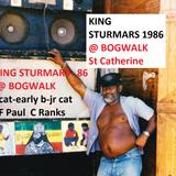 Sturmars @ Bogwalk St Catherine 86 (early B-Cat- F Paul- Jr cat- C ranks-B Man- host Barry G) DBcd