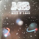 X-Club mixed by X-Man aka Mario Roque (second mixset)