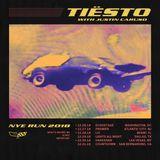 Tiësto - LIVE @ MOTHERSHIP Countdown NYE United States, 31/12/18