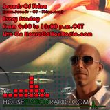 Aaron Cold - Sounds Of Ibiza [HSR 2014-10-12] (Tech House Session)