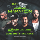"2018.08.31. - Szecsei b2b Jackwell - NIGHTLIFE ""MARATON"" - RIO, Budapest - Friday"