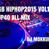 R&B HIPHOP 2015 TOP40 ALL MIX VOL18