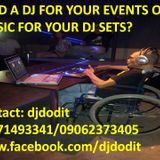 DJDODIT MIXING SLOW JAM - 01