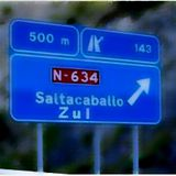 Noise Chronicles @ Zul · 13.04.2013 07:00am · Saltacaballo · Cantabria