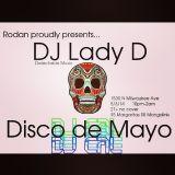 DJ Lady D - Disco De Mayo
