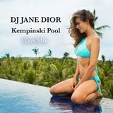 DJ JANE DIOR - Kempinski Pool Jordan #APRIL'17