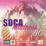 DJ RAW SOCA MADNESS 9.0