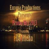 Europa Productions - DJ Nicko Promo Mix 2013