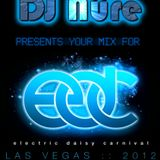 EDC 2012 Exclusive Mix!  Get Ready!