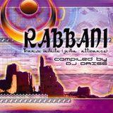 DJ Driss – Rabbani: Shilum BambaThe Door Is Open...  (Hadra Records).  (2005).