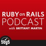 Ruby on Rails Podcast 287: Recruitment on Rails with Brian Mariani